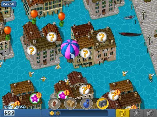 Screenshot af Balloon Express