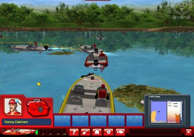 Screenshot af Bass Tournament Tycoon