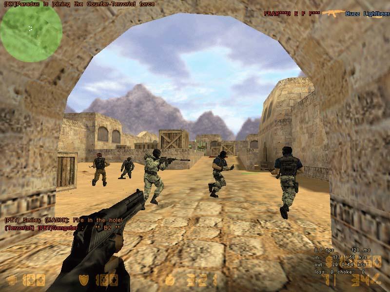 Screenshot af Steam Installer Counter-Strike Cache (Win32)