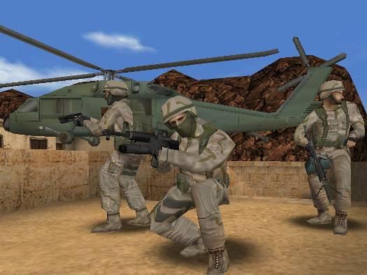 Screenshot af Infiltration