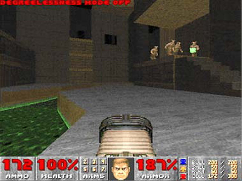 Screenshot af Doom 95