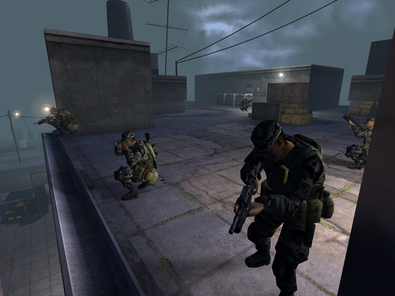 Screenshot af America's Army: Special Forces (Overmatch)