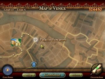 Screenshot af Venice Mystery