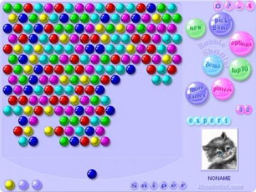 Screenshot af Bubble Shooter Deluxe