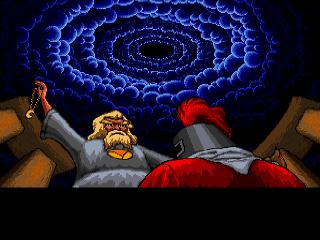 Screenshot af Moonstone - A Hard Days Knight