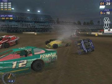 Screenshot af Dirt Track Racing 2