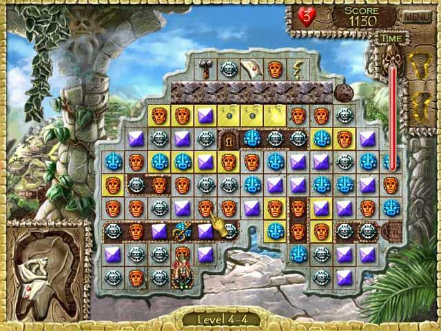Screenshot af El Dorado Quest