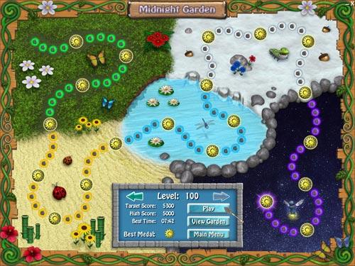Screenshot af Enchanted Gardens