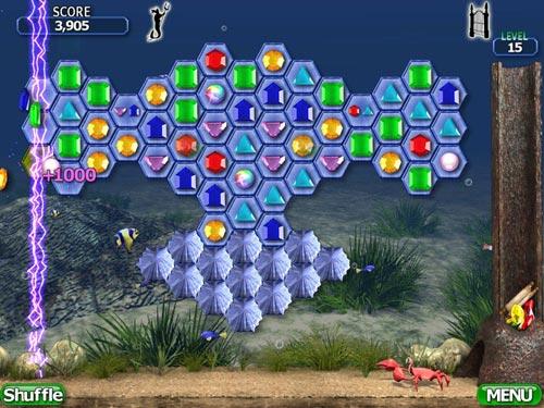 Screenshot af Escape from Atlantis