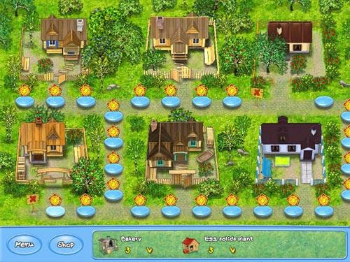 Screenshot af Farm Frenzy