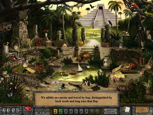 Screenshot af Forgotten Riddles