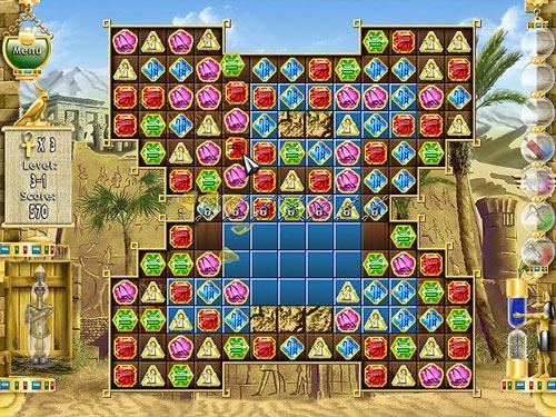 Screenshot af Heart of Egypt