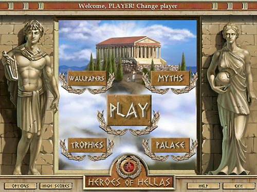 Screenshot af Heroes of Hellas