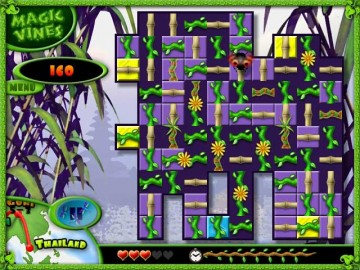 Screenshot af Magic Vines
