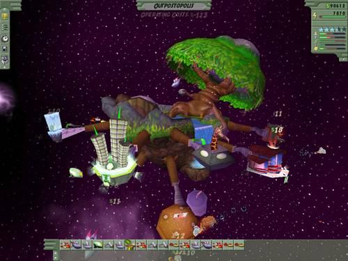 Screenshot af Outpost Kaloki