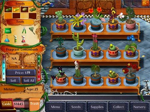 Screenshot af Plant Tycoon
