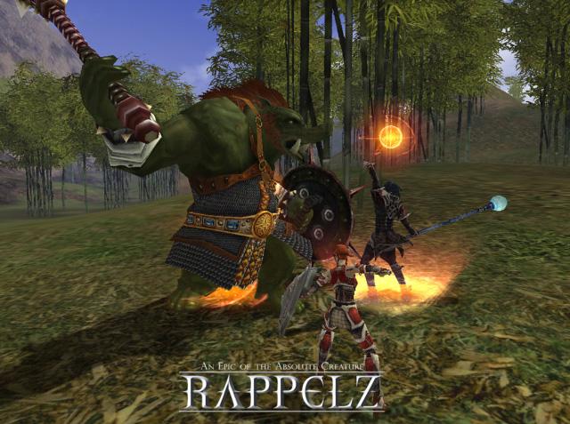 Screenshot af Rappelz Epic