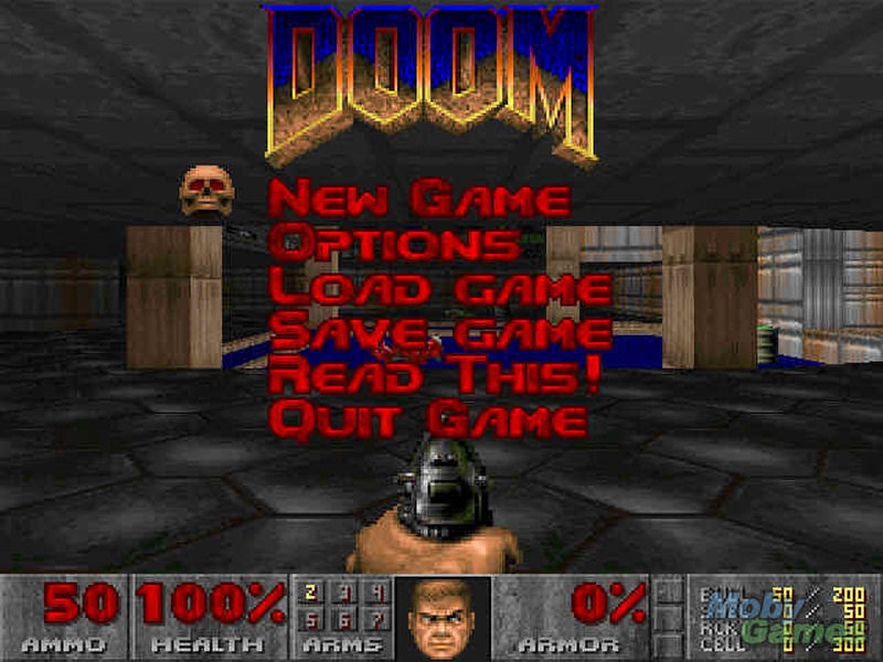 Screenshot af Doom -