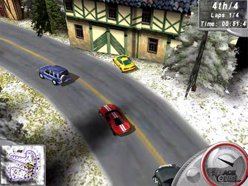 Screenshot af Race Cars Extreme Rally