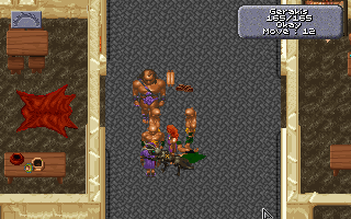 Screenshot af Dark Sun 2 -