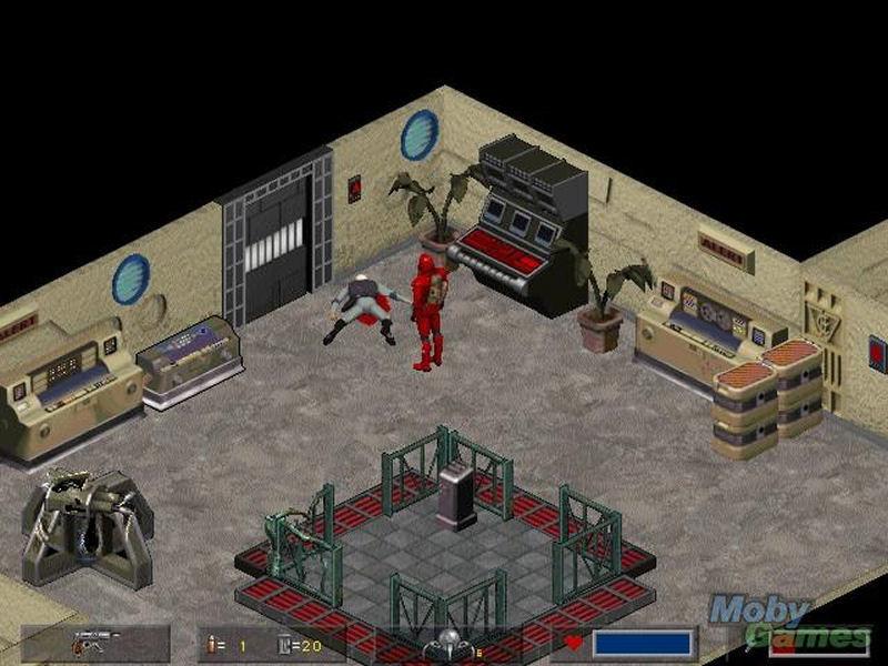 Screenshot af Crusader - No Remorse