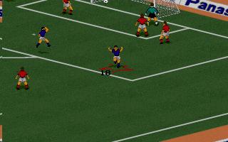 Screenshot af FIFA International Soccer -