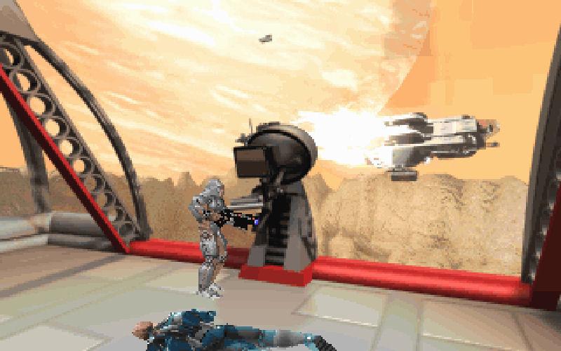 Screenshot af BioForge
