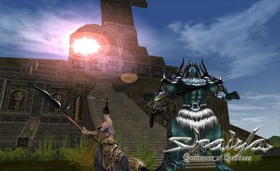 Screenshot af Shaiya