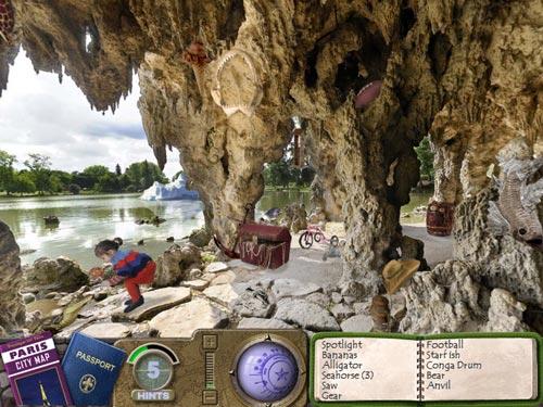Screenshot af Travelogue 360