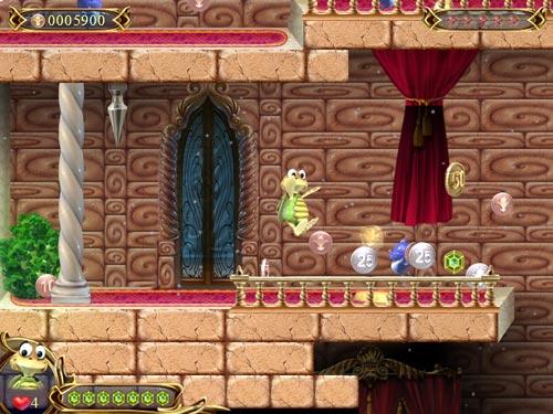 Screenshot af Turtle Odyssey 2