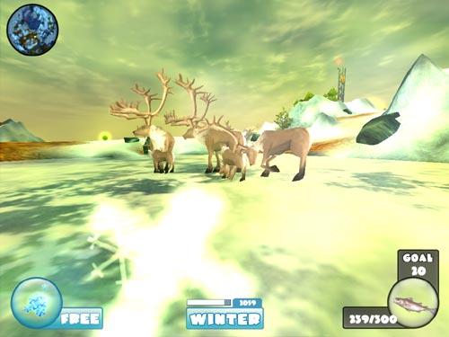 Screenshot af Venture Arctic
