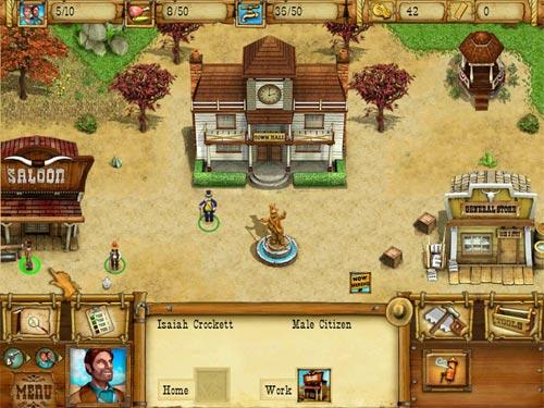 Screenshot af Westward