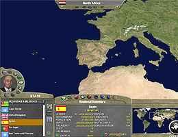 Screenshot af Supreme Ruler 2020
