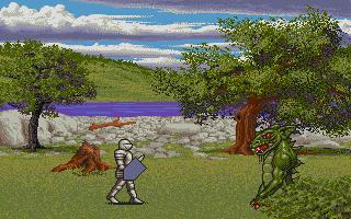Screenshot af Spirit of Excalibur