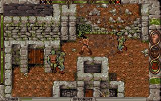 Screenshot af Conan - The Cimmerian