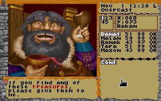 Screenshot af Bloodstone - An Epic Dwarven Tale