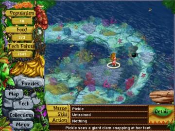 Screenshot af Virtual Villagers - The Secret City