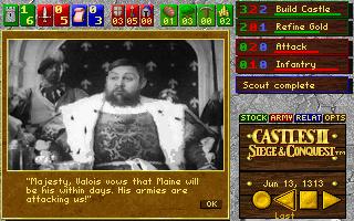 Screenshot af Castles 2