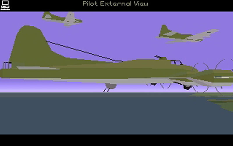 Screenshot af B-17 Flying Fortress