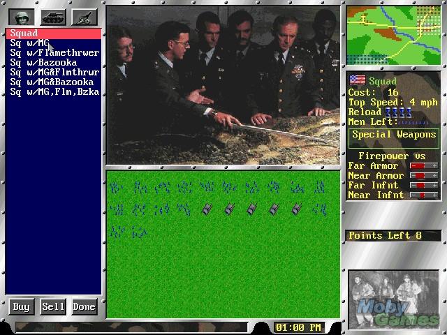 Screenshot af Iron Cross