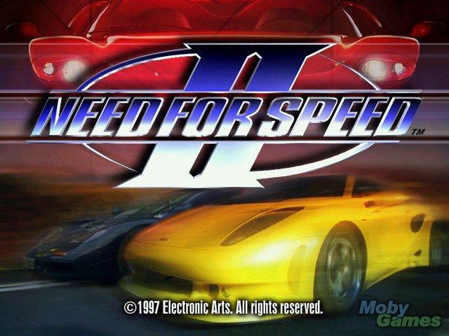 Screenshot af Need for Speed 2