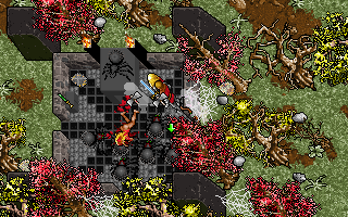 Screenshot af Ultima 7 Part 2 - Serpent Isle