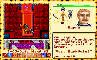 Screenshot af Ultima 6 - The False Prophet