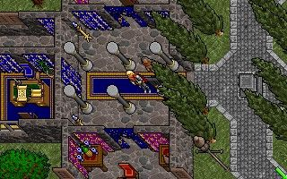 Screenshot af Ultima 7 Part 1 - The Black Gate