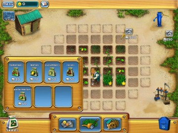 Screenshot af Virtual Farm