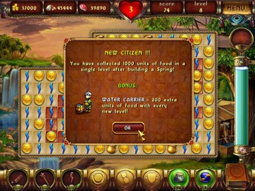 Screenshot af Cradle of Persia