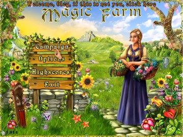 Screenshot af Magic Farm