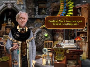 Screenshot af Magic Academy