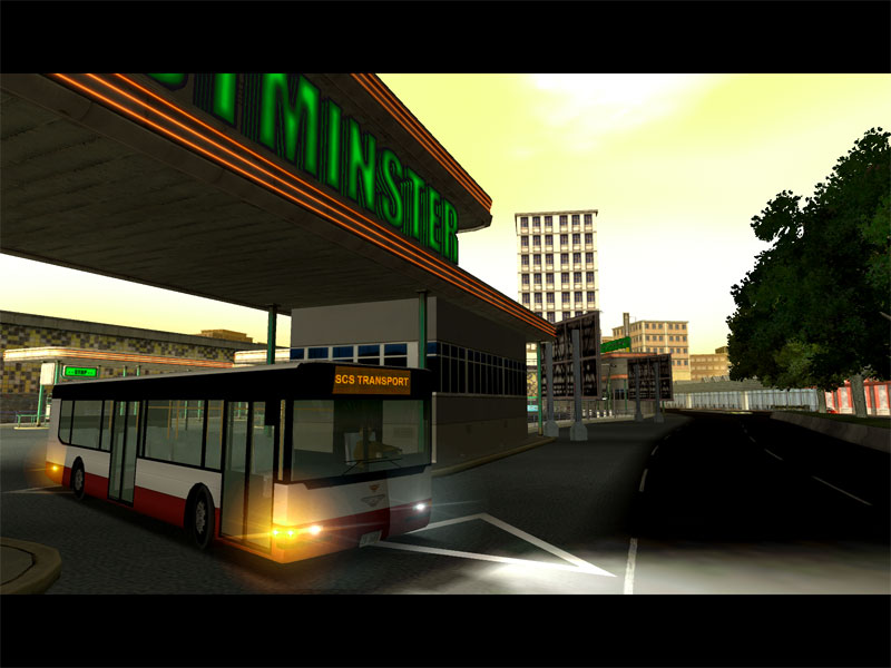 Screenshot af Bus Driver