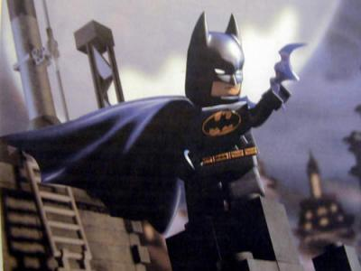 Screenshot af LEGO Batman: The Videogame